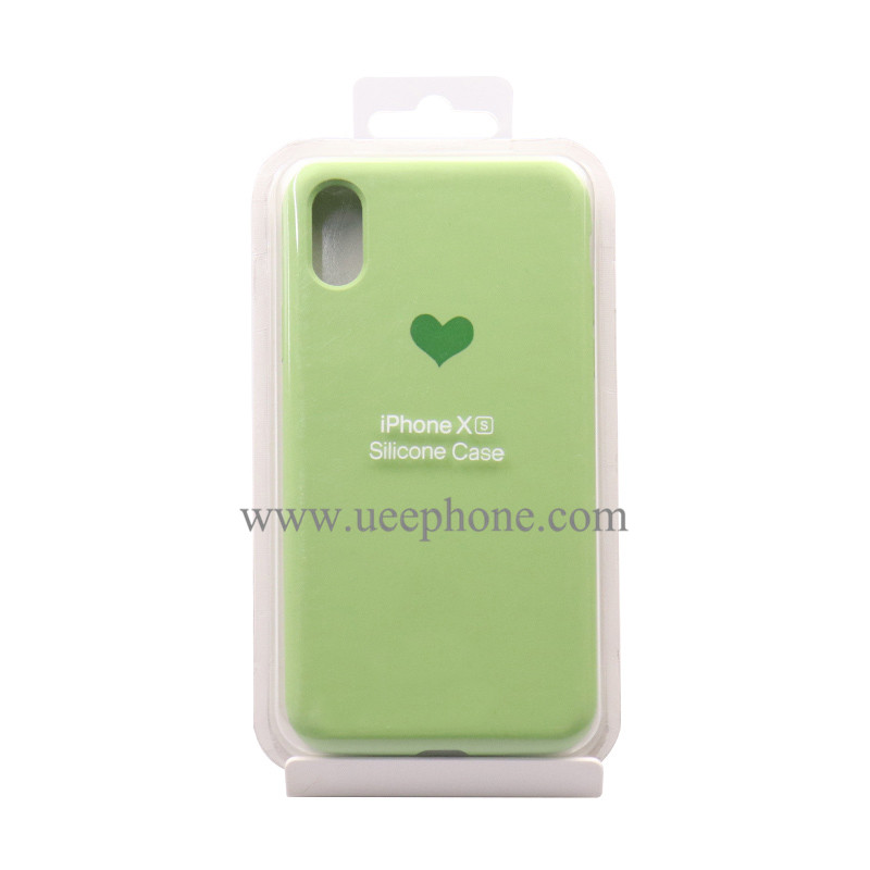 Wholesale personalized iphone Xs silicone case