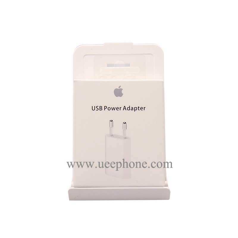 cheap iphone 5w usb power EU charger adapter A1400 wholesale