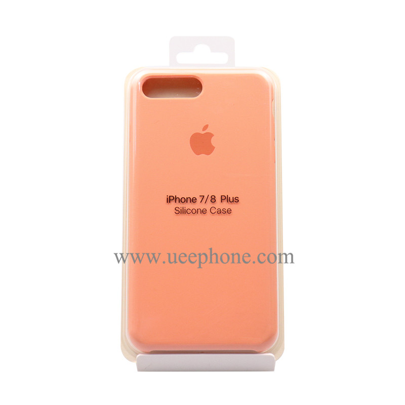 Wholesale personalized iphone 7/8 plus silicone case
