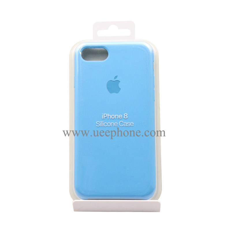 iphone 8 silicone case with factory price