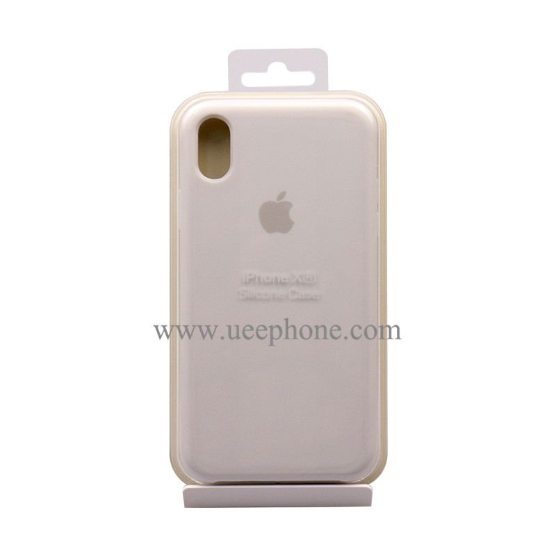 iphone Xr silicone case with factory price