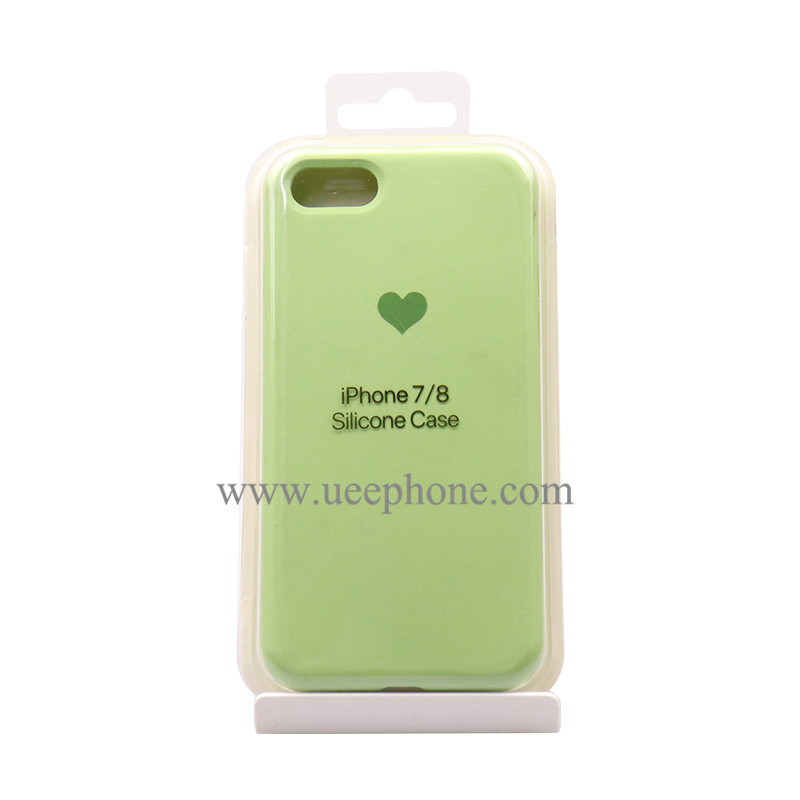 cheap iphone 7/8 silicone case wholesale