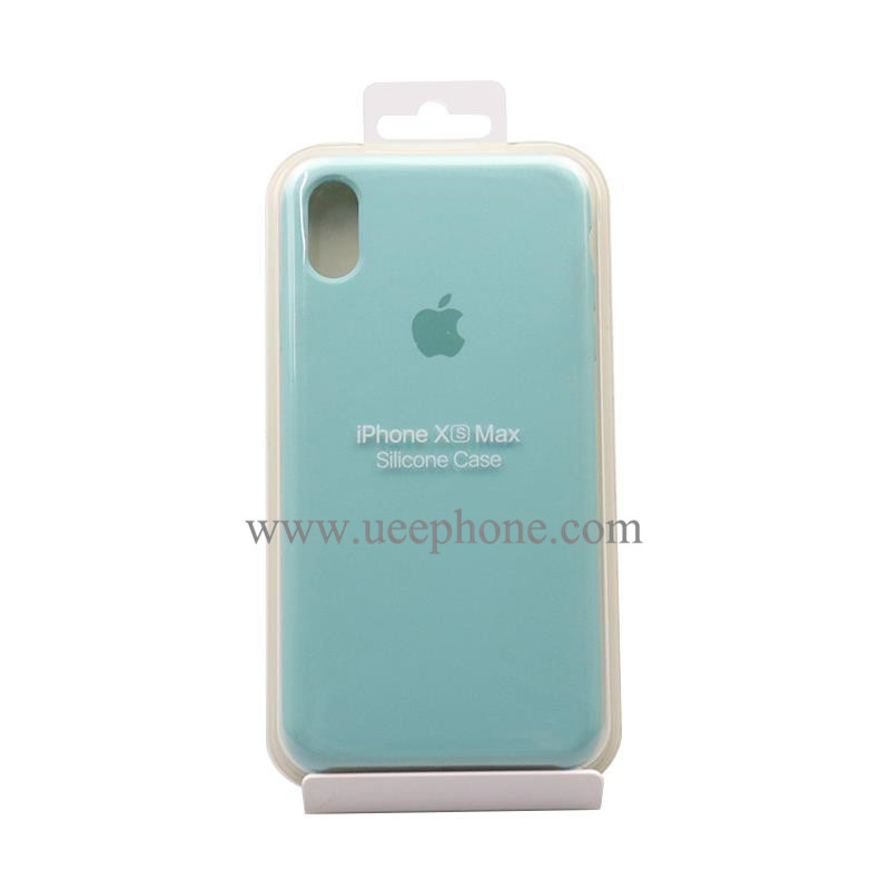 cheap iphone Xs max silicone case wholesale
