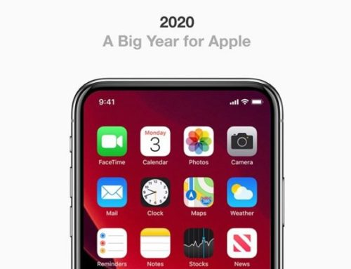 Apple Is Expected To Have A 'Big Year' In 2020 With These Rumored New Products