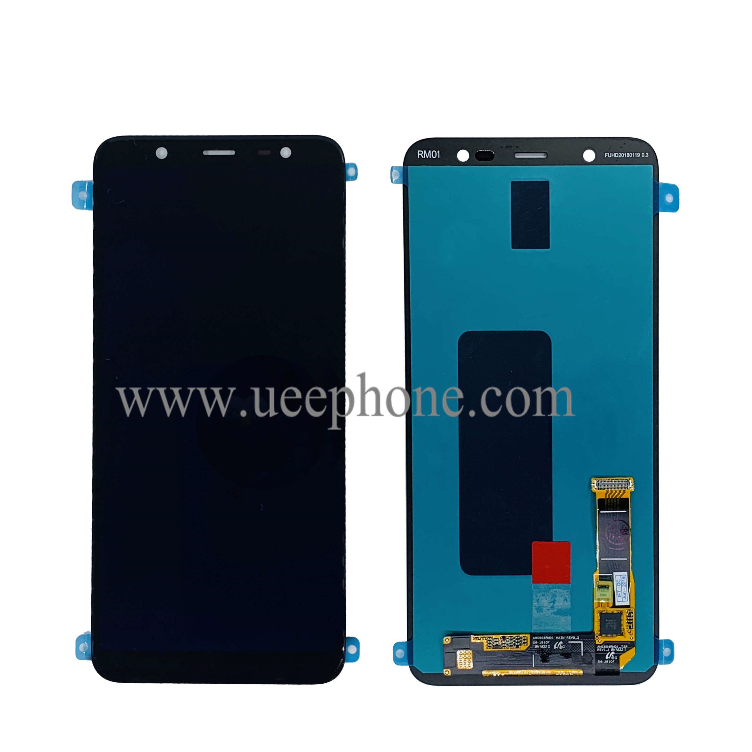 Samsung Galaxy J8 2018 J810 LCD Screen Replacement Manufacturer